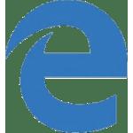 Edge web browser logo