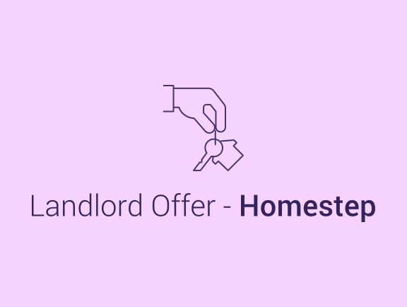 Landlord Offer - Homestep