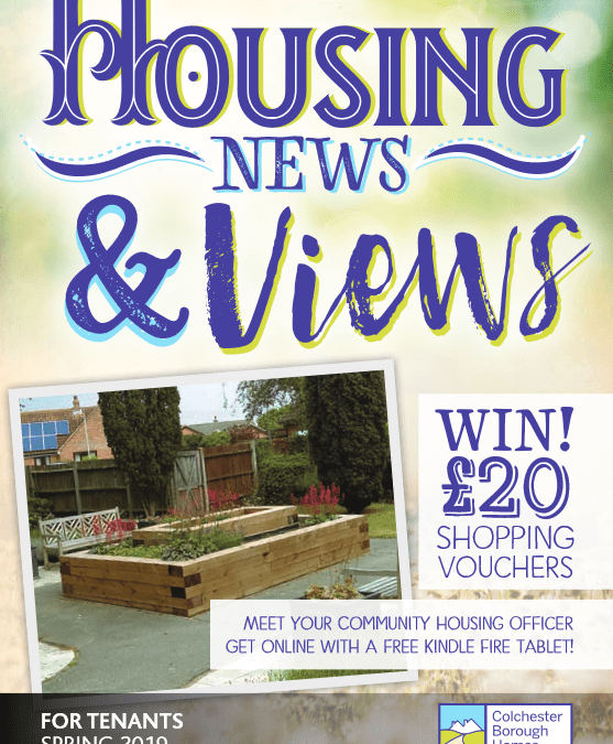 Housing News & Views – Spring 2019