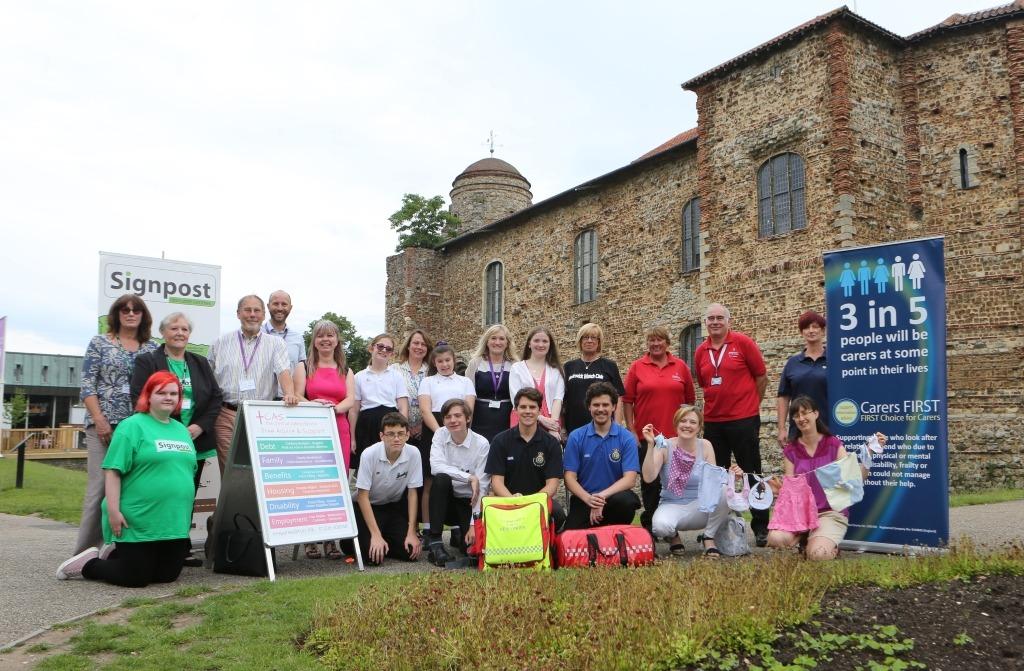Community Fund Awards Local Groups