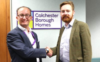 Colchester Borough Homes appoints local businessman as new chair
