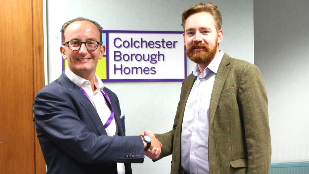Colchester Borough Council announces five more years managing homes and homeless services for Colchester Borough Homes