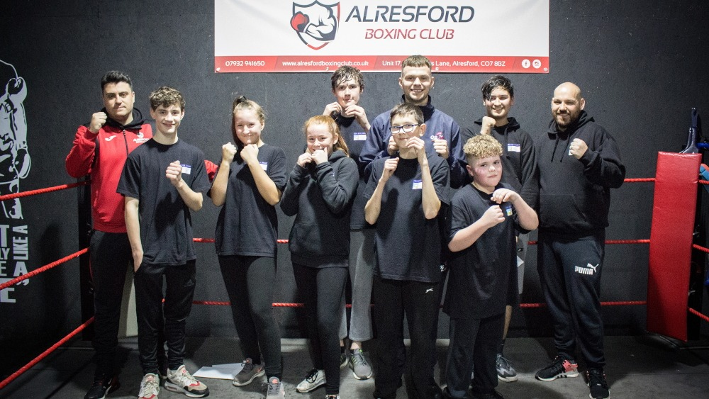 Young boxing participants offered further free training
