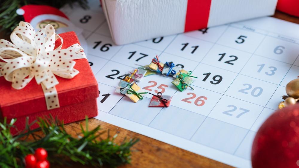 Colchester Borough Homes – Christmas Dates
