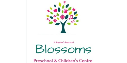 Blossoms/St Stephens Preschool logo