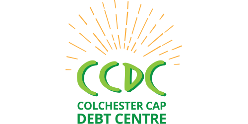 Colchester Christians Against Poverty Debt Centre (CCDC) logo