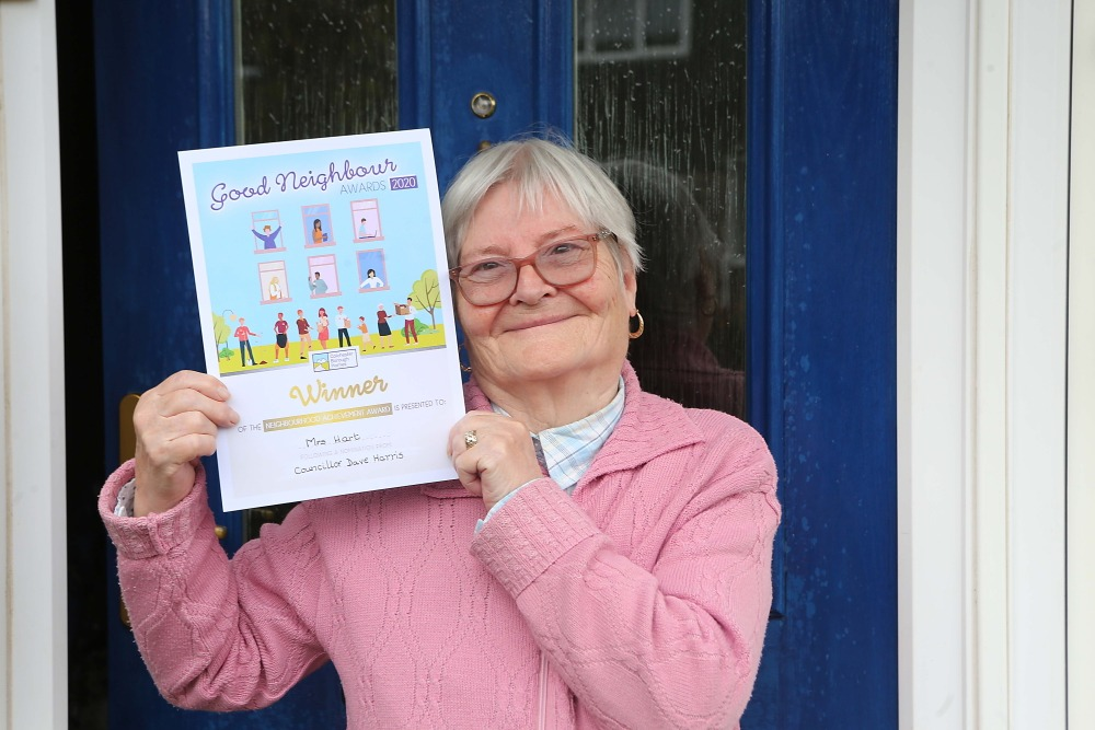 The winners of our annual Good Neighbour Awards are revealed!