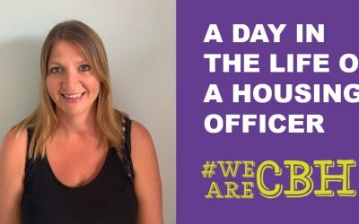 A day in the life of a Housing Officer