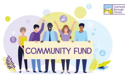 Funding available for local groups who provide valuable support to residents across Colchester