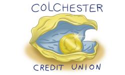 colchester credit union logo