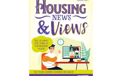 Spring copy of Housing News and Views is now available