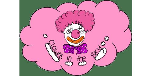 clowns in the sky logo
