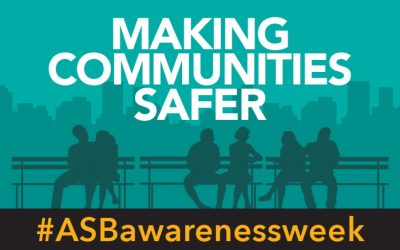 Colchester Borough Homes to mark UK's first  ASB Awareness Week