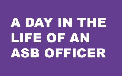 Day in the life of an ASB Officer