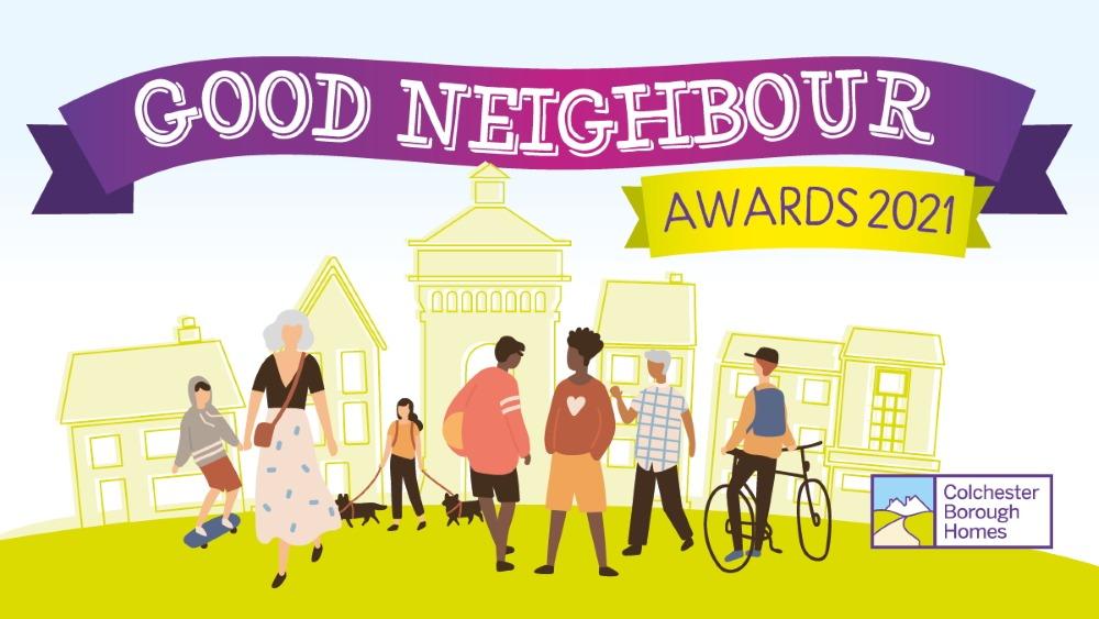 Good Neighbour Awards 2021 banner