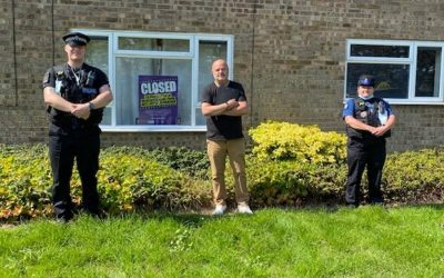 Colchester Borough Homes takes action to address residents' ASB concerns and maintain community safety