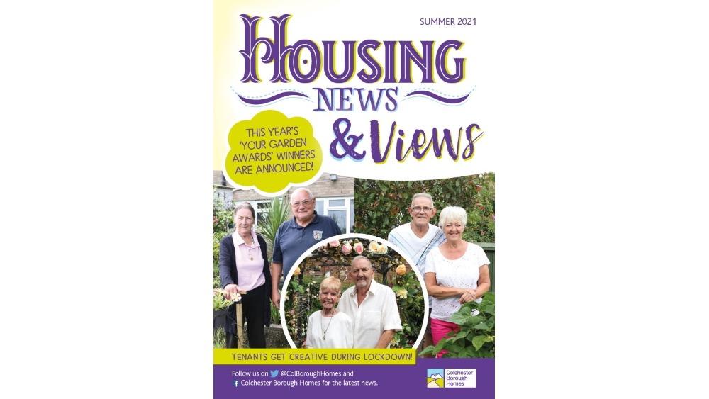 Housing News and Views summer 2021