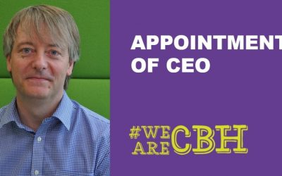 New Chief Executive joins Colchester Borough Homes to deliver exciting and ambitious strategic plan